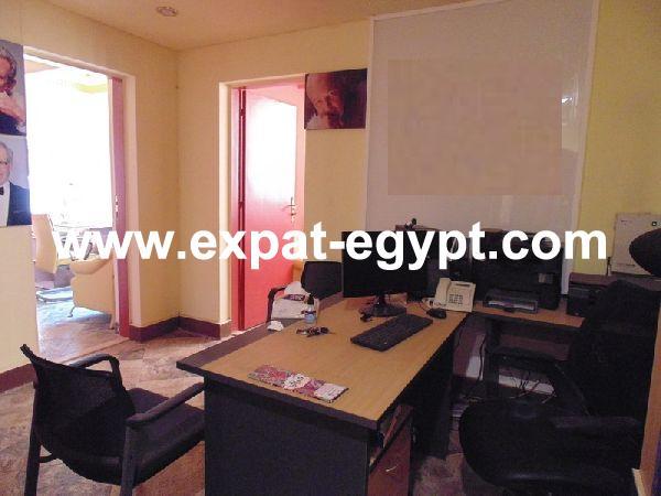 Office for rent in Zamalek, Cairo Egypt