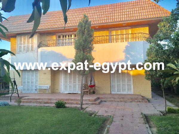 Fully furnished Villa in Rabwa compound, Sheikh Zayed, Giza, Egypt
