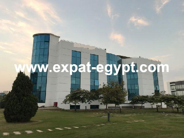 Elegant Office space in smart Village, Cairo- Alex- desert road