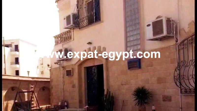 Villa standalone for sale in Mohandsein Gardens compound, Sheikh Zayed, Egy