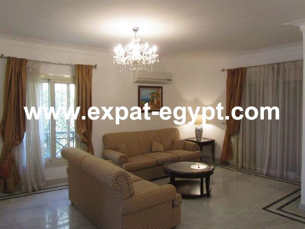 Twin house for rent in Rabwa, sheikh zayed, Giza, Egypt