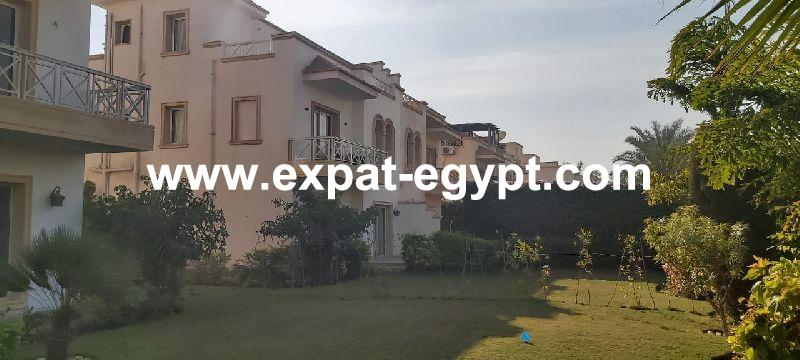Villa for rent in Greens, Sheikh Zayed, Egypt