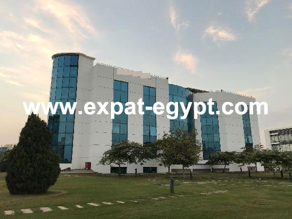 Elegant office space in Smart Village, Cairo Alex- desert Road