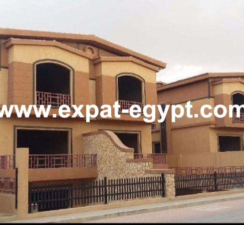 Twin house for sale in Pyramids Walk Compound, 6th of October