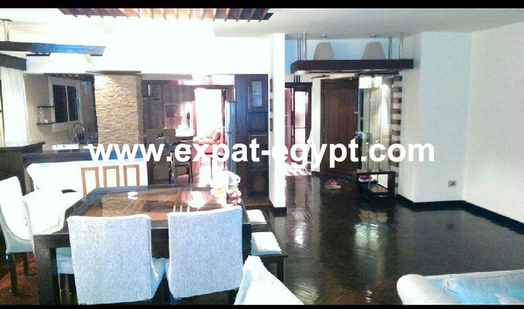 Apartment for rent in Maadi Degla, Cairo, Egypt