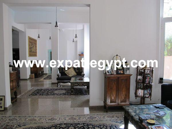 Villa for Sale in Zamalek, Cairo,  Egypt