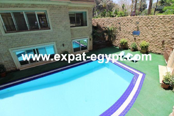 Apartment  for Rent in Maadi Sarayat, Cairo Egypt