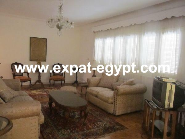 Apartment For Rent In Heliopolis, Cairo, Egypt