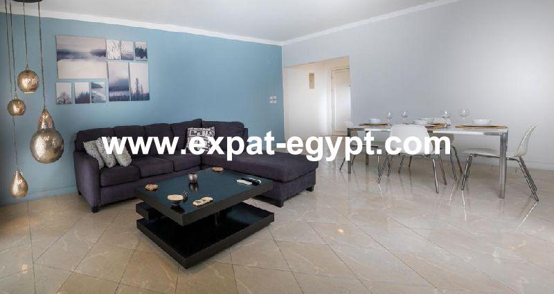 Modern Apartment for Rent in Maadi Degla, Cairo, Egypt