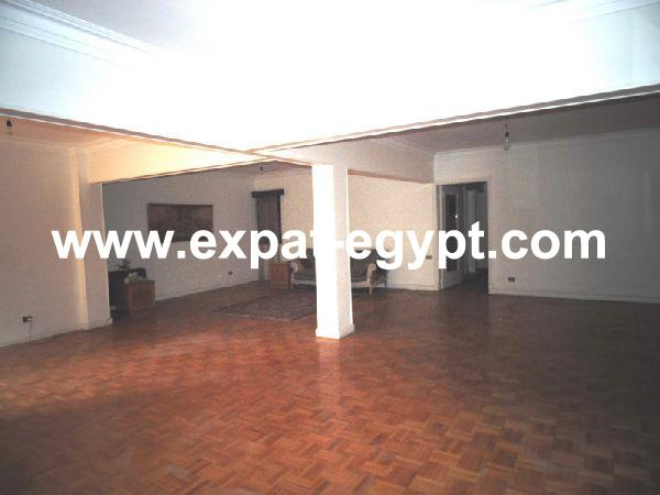 Well located apartment for sale in Agouza, Giza, Egypt
