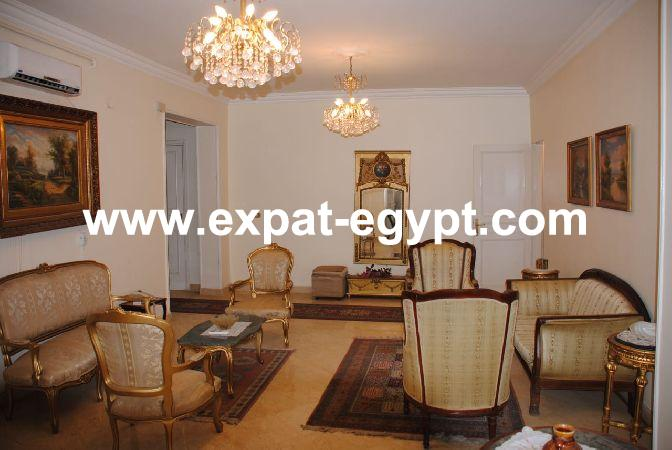 Fully furnished Apartment for rent in Agouza, Giza, Egypt