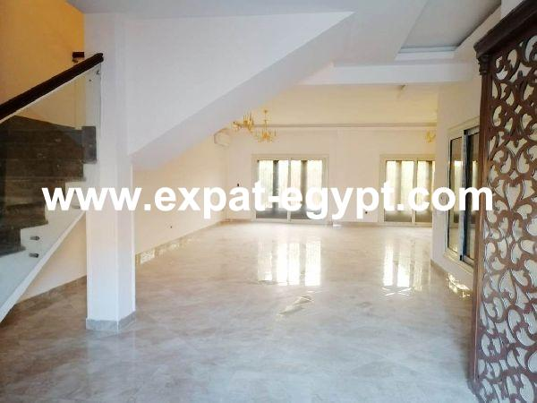 Villa for rent in 6th of October City in Evergreen compound, Giza, Egypt