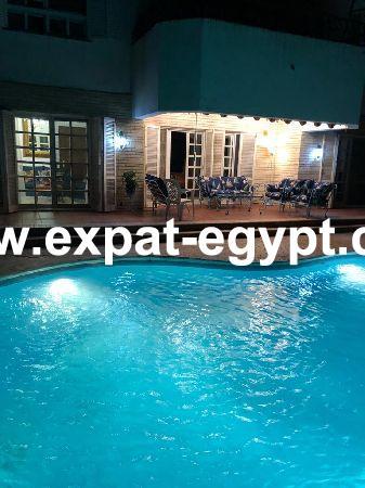 Villa for rent in Rabwa, sheikh zayed, Giza, Egypt