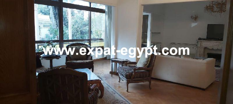apartment for rent in zamalek, Cairo , Egypt