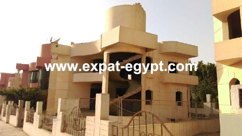 Villa for sale in Utopia, 6th October, Egypt