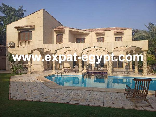 Villa for Rent in Garana Farm, Cairo Alex Desert Road, Egypt
