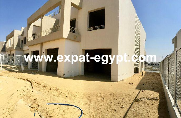 Townhouse for sale in Woodville, Palm Hills, 6th. October , Egypt