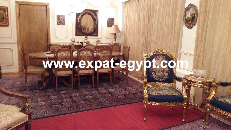 Spacious Apartment for Sale in Mohandsein, giza, egypt
