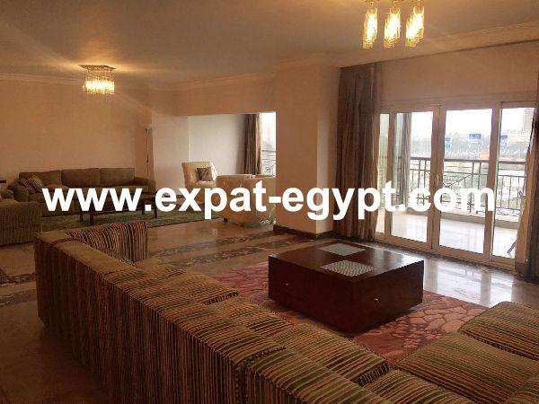 Apartment for rent in Agoza, Giza, Egypt