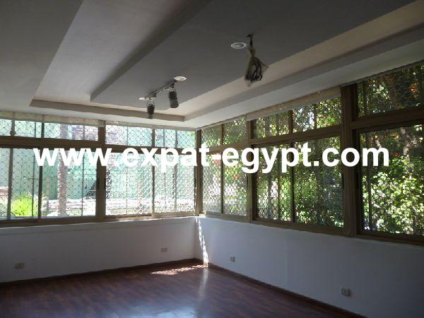 Administrative Office for rent in Zamalek, Cairo, Egypt