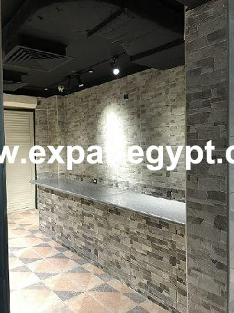 shop for rent in Nasr City
