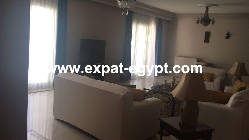 Duplex Apartment for Rent in Green Heights,  6th of October, Giza , Egypt .