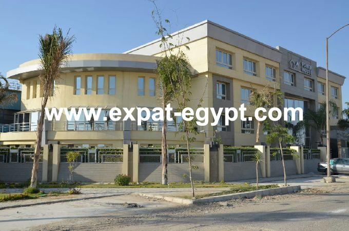 Commercial office for rent in 6th of October, Egypt