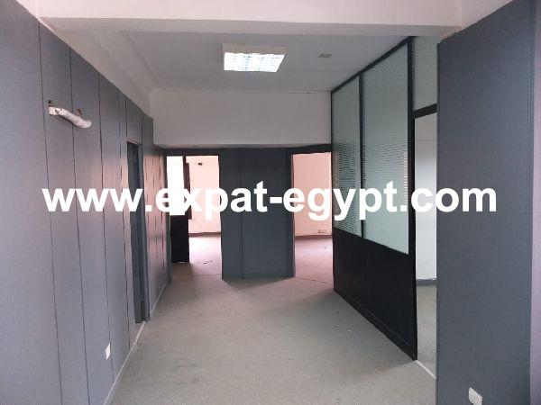 Elegant Office space for rent in Zamalek, Cairo, Egypt