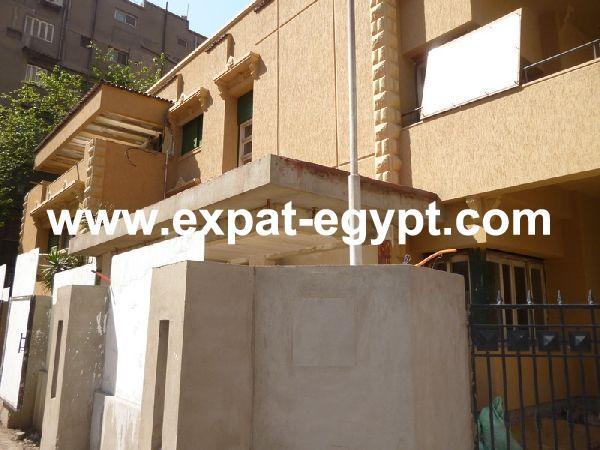 Villa standalone for rent in Mohandsein, Giza, Egypt