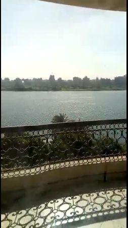Apartment for rent in Corniche in garden City, Cairo, Egypt