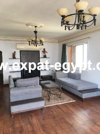 Apartment overlooking Nile for sale in Cornish el Maadi, Cairo, Egypt