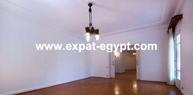 Apartment for rent in Zamalek, Cairo,Egypt