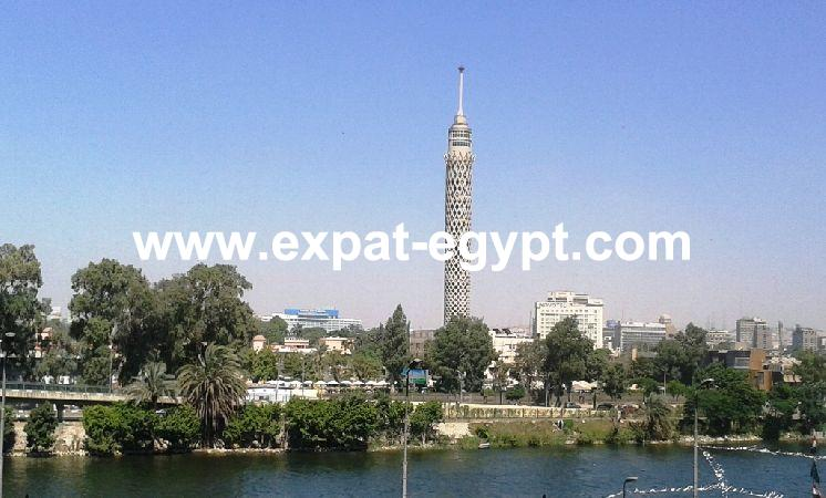 Prime Commercial Space for Sale In Agouza, Cairo, Egypt