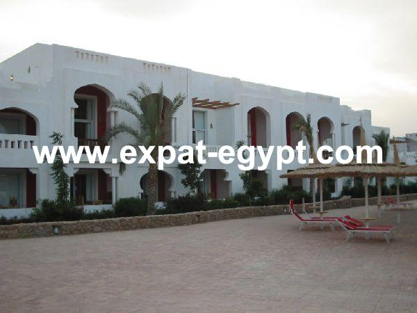 Hot offer 2 chalets for Sale in  Coral Bay, Sharm El Sheikh, South Sinai, E