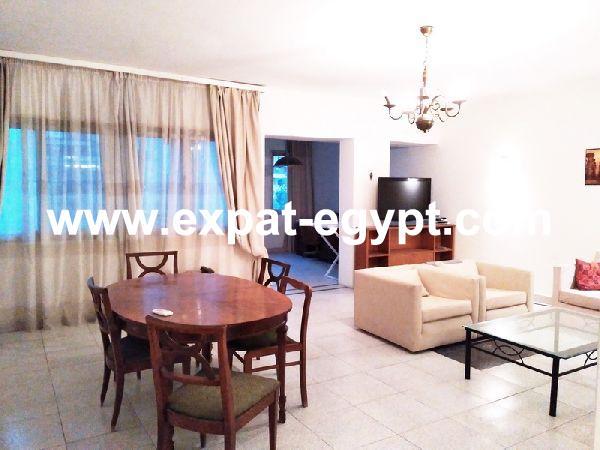 Zamalek, Cairo, Egypt, Apartment for Rent Furnished