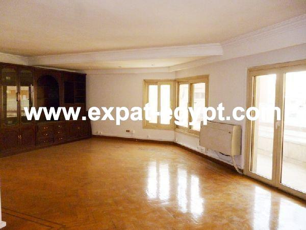 Apartment for rent in Mohandeseen, Cairo,Egypt