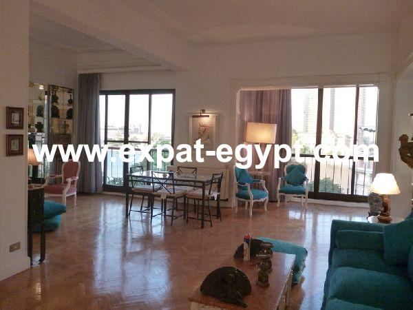 Apartment for Rent in Zanmalek, Cairo, Egypt