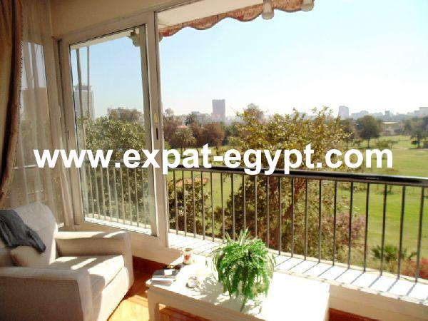 Elegant Apartment for rent in South Zamalek, Cairo, Egypt