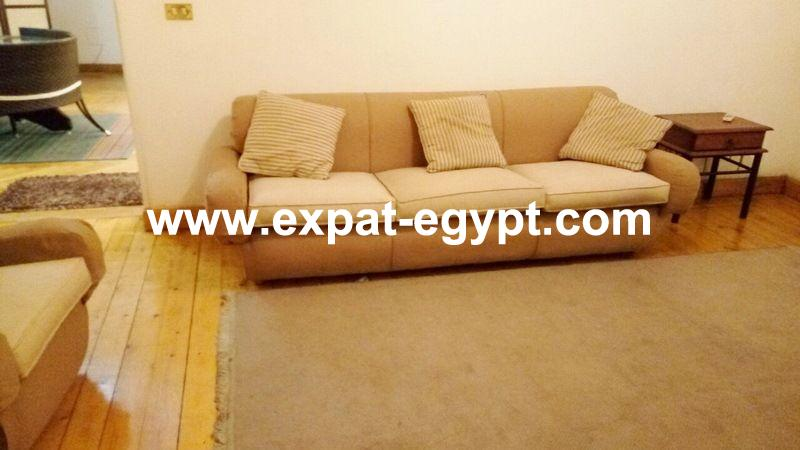 Fully Furnished Apartment for sale in Zamalek