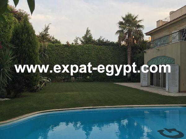 Apartment for rent in Katameya Heights 2000, New Cairo, Egypt