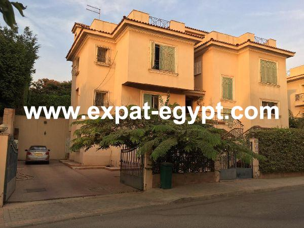 Apartment for rent in Katmya Heights, New Cairo, Egypt