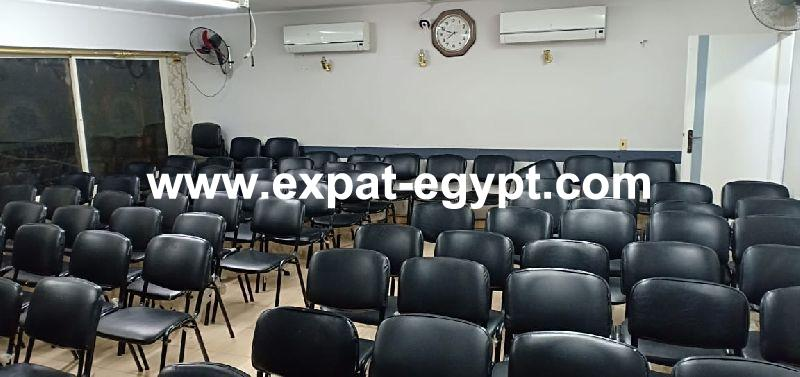 Duplex office space for sale in Dokki, Giza, Egypt