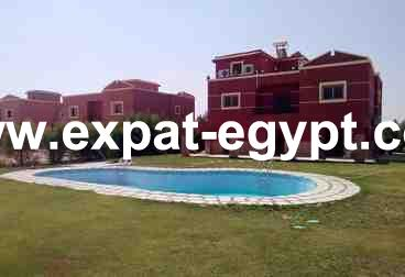 Fantastic Villa for sale in Golf Solimanya, Cairo- Alex Desert Road, Egypt