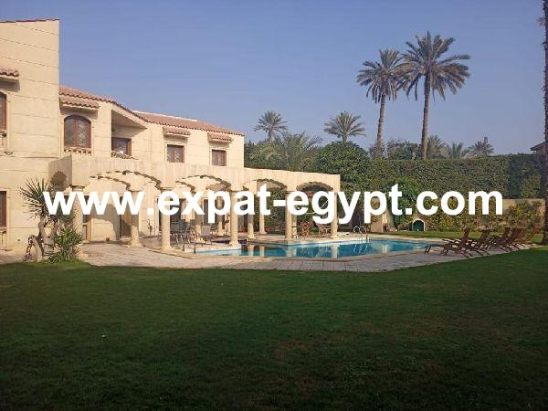 Villa for sale in Garana Farm, Cairo Alex Desert Road, Egypt