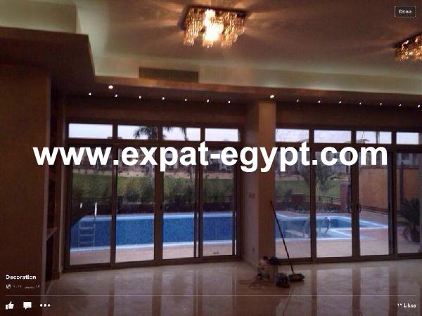 Villa for rent In Allegria Compound, Cairo– Alex desert Road,  Egypt