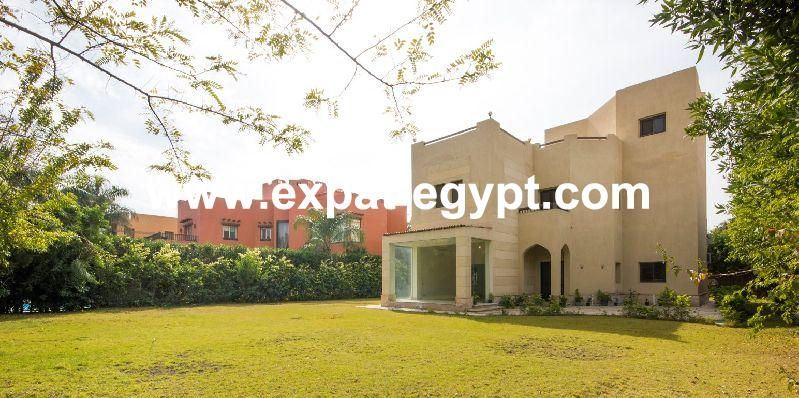 Villa for sale in Sheikh Zayed, Giza, Egypt