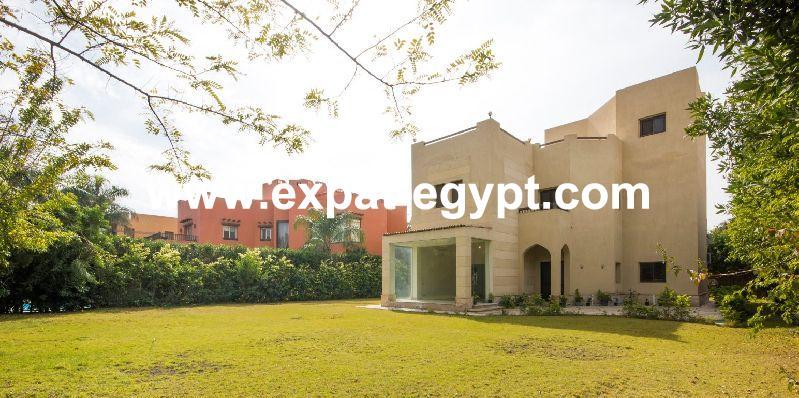 Villa for sale in Sheikh Zayed, Giza, Egypt