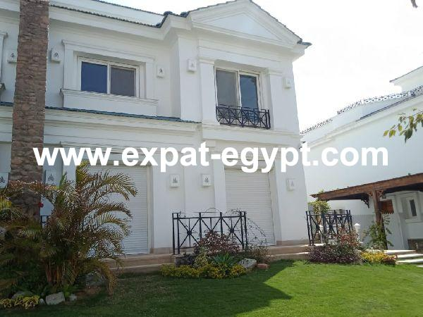 Villa for Rent at Mountain View 1, New Cairo, Egypt