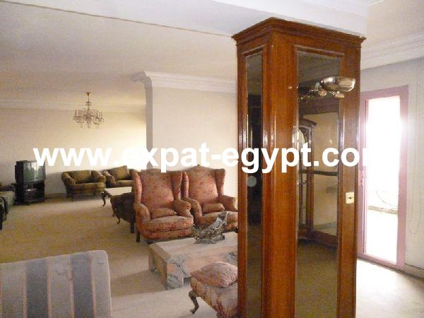 Apartment for Sale in Agouza, Giza, Cairo, Egypt