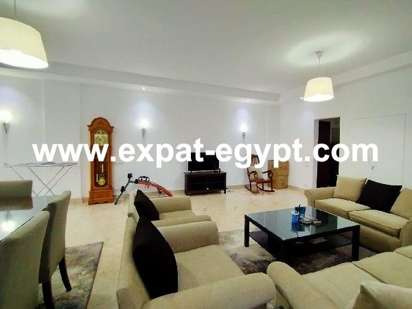 Modern Apartment for rent at Royal Garden 3 , Maadi , Cairo, Egypt